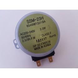 6549W1S018A - SSM23H DRAAIPLATEAUMOTOR 220/240V 50/60HZ LG