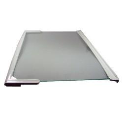 775650553 - GLASPLAAT 49,8 X 34,5CM COMPLEET MET LIJST SMEG