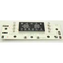 DA41-00522E - BEDIENINGSMODULE LED-DISPLAY 09 GGH-PJTF-DOOR, FR-4 SAMSUNG