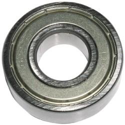 6203ZZ - KOGELLAGER STOFDICHT Binnen: 17mm / buiten: 40mm - breedte: 12mm